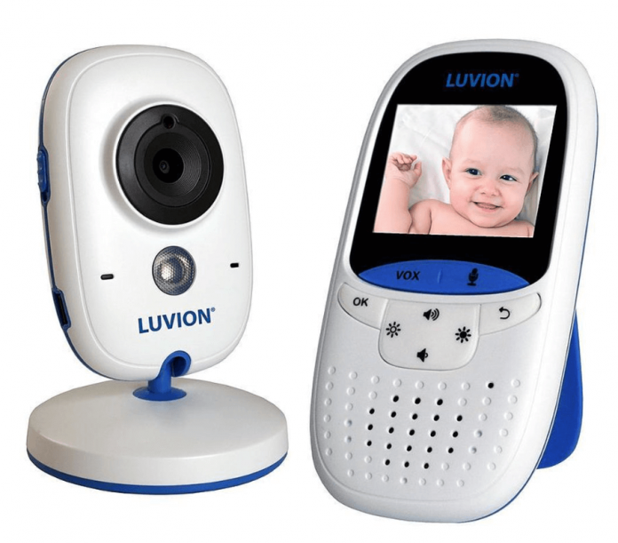 Review over de Luvion Easy Babyphone - Babyfoon met camera