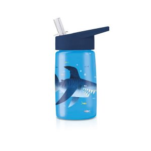 Crocodile Creek ® Drinkfles van tritan - haai